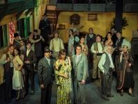 LOS FINES DE SEMANA VENÍ A VER UN GRAN ESPECTÁCULO MUSICAL DE TANGO: TU CUNA FUE UN CONVENTILLO