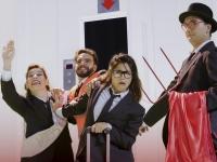 VENÍ A DIVERTIRTE CON EL PAÍS DE LA GATA FLORA - INFUMABLES - UNA NUEVA RADIOGRAFÍA DEL PUEBLO URUGUAYO
