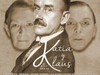 KATIA Y KLAUS de Dino Armas los jueves de Octubre a las 21 hrs.